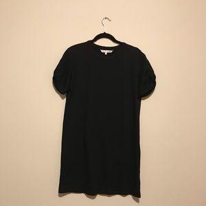 Rebecca Minkof mini shirt dress